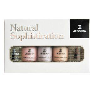 jessica natural sophistication manicure kit
