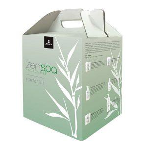 zen spa starter kit