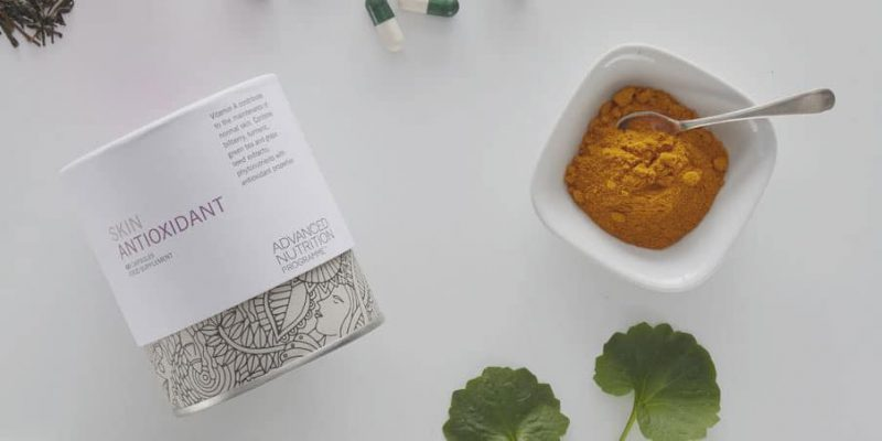 Advanced Nutrition Programme skin antioxidant